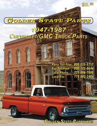 Gmc Truck Parts >> Chevy Gmc Truck Parts At Golden State Parts