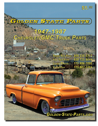 Chevy/GMC Truck Parts at Golden State Parts